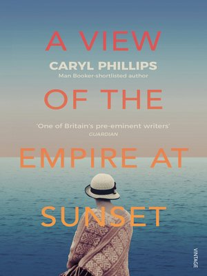 cover image of A View of the Empire at Sunset