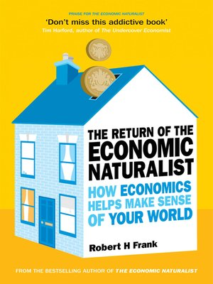 cover image of The Return of the Economic Naturalist