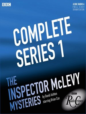 cover image of McLevy, Series 1