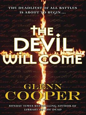 cover image of The Devil Will Come