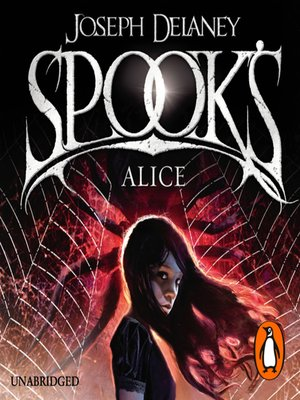 cover image of Spook's: Alice
