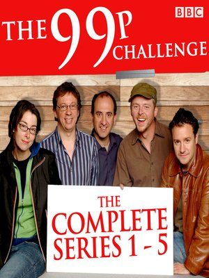 cover image of The 99p Challenge--Series 1-5