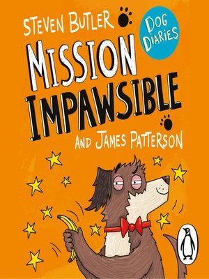 cover image of Dog Diaries--Mission Impawsible