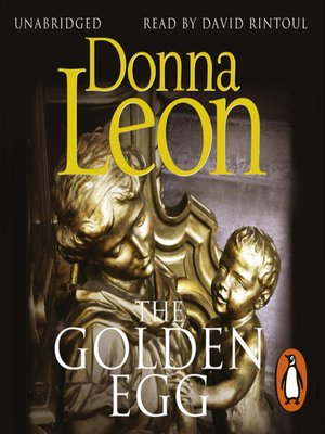 cover image of The Golden Egg