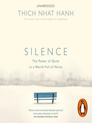 cover image of Silence