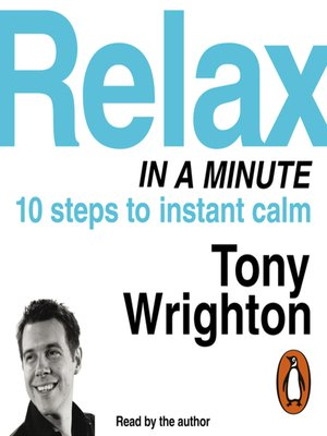 cover image of Relax in a Minute