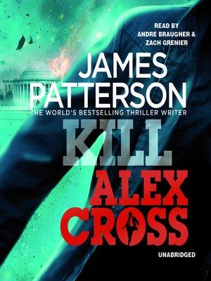 cover image of Kill Alex Cross