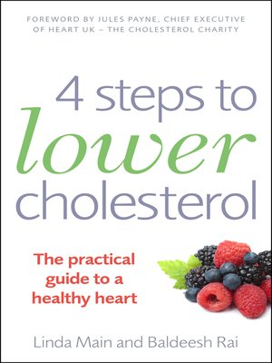 cover image of 4 Steps to Lower Cholesterol