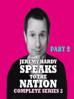 cover image of Jeremy Hardy Speaks to the Nation, Series 2, Part 2