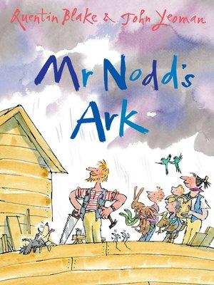 cover image of Mr. Nodd's Ark