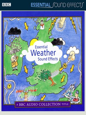 cover image of Essential Weather Sound Effects