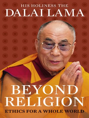 cover image of Beyond Religion
