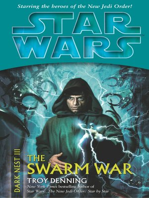 cover image of The Swarm War