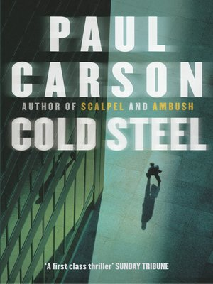 cover image of Cold Steel