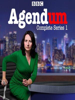 cover image of Agendum--Series 1