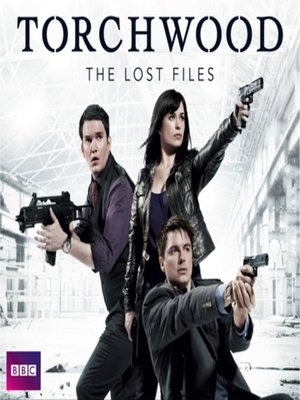 cover image of The Lost Files