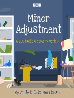 cover image of Minor Adjustment