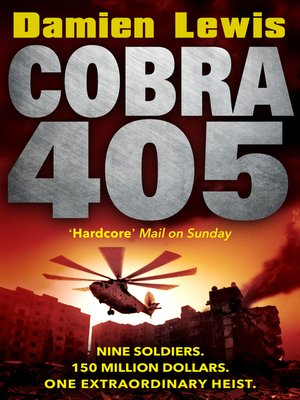 cover image of Cobra 405