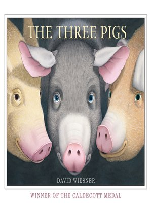 cover image of The Three Pigs