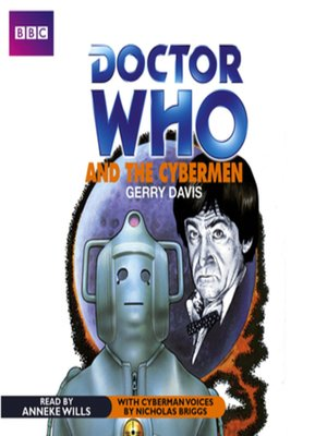 cover image of Doctor Who and the Cybermen