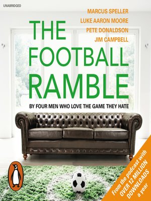 cover image of The Football Ramble