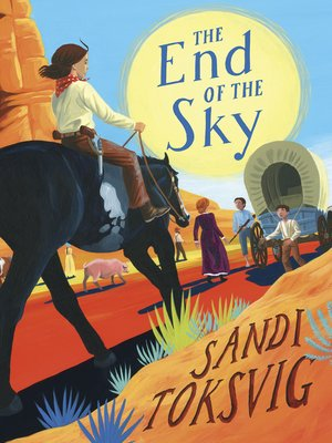 cover image of The End of the Sky