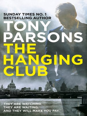 cover image of The Hanging Club