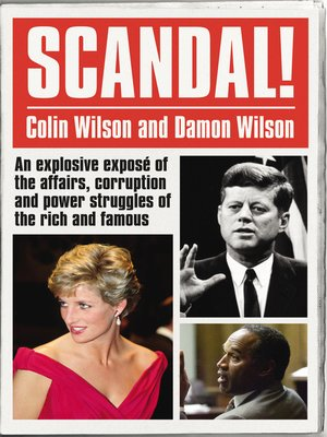 cover image of Scandal!