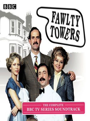 cover image of Fawlty Towers--The Complete Collection