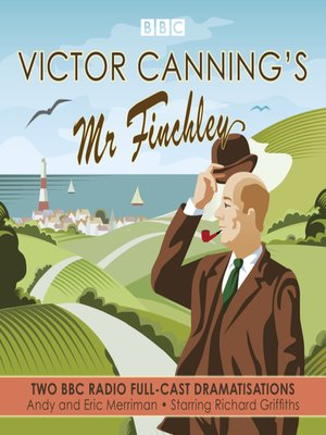 cover image of Victor Canning's Mr Finchley