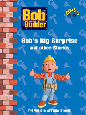 cover image of Bob's Big Surprise and Other Stories