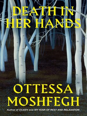 cover image of Death in Her Hands