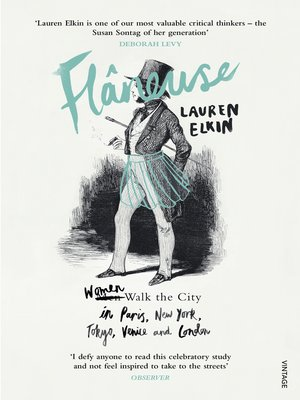 cover image of Flaneuse