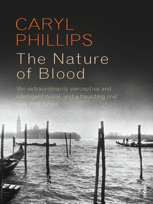 cover image of The Nature of Blood