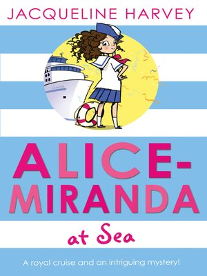 cover image of Alice-Miranda at Sea