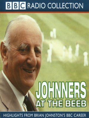 cover image of Johnners at The Beeb