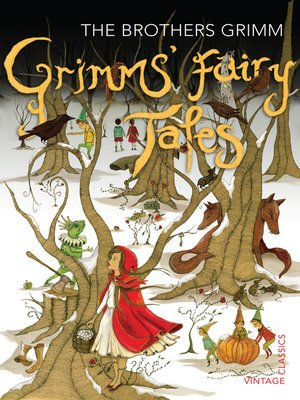 cover image of Grimms' Fairy Tales