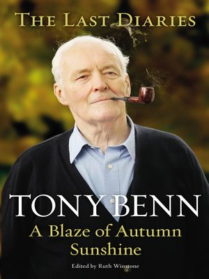 cover image of A Blaze of Autumn Sunshine