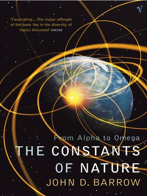 cover image of The Constants of Nature