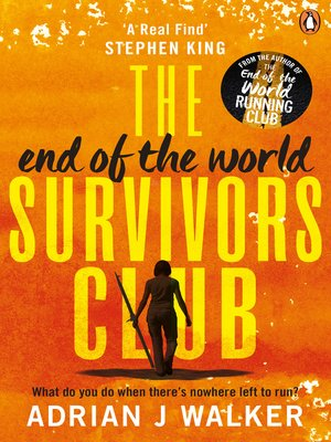 cover image of The End of the World Survivors Club