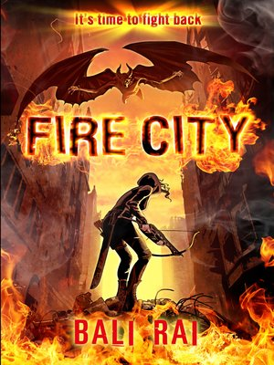 cover image of Fire City