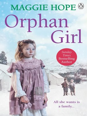 cover image of Orphan Girl