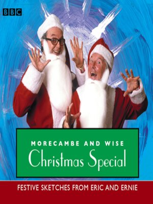 cover image of Morecambe and Wise Christmas Special