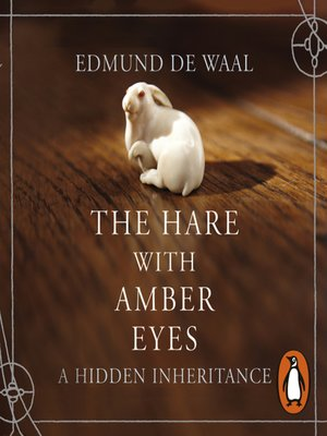 cover image of The Hare With Amber Eyes