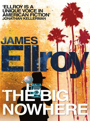 cover image of The Big Nowhere