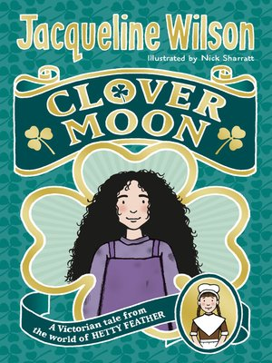cover image of Clover Moon
