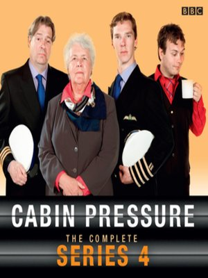 cover image of Cabin Pressure, The Complete Series 4