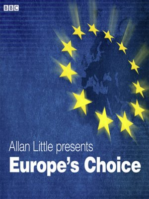cover image of Europe's Choice
