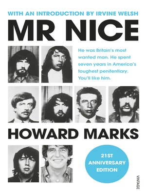 cover image of Mr Nice