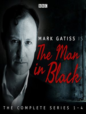 cover image of The Man in Black--The Complete Series 1-4